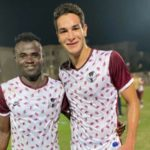 Ghana's Mohammed Cissey makes dream start for Egyptian side El Kawmy