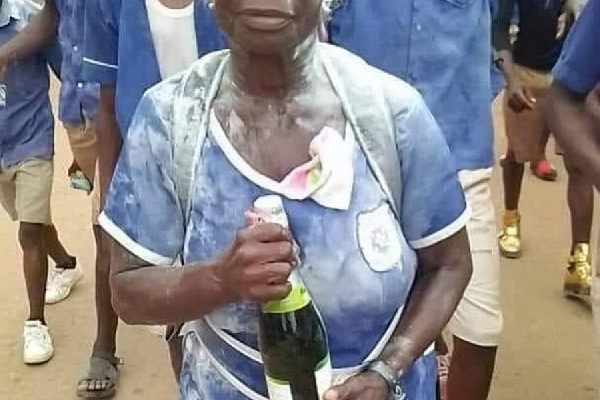 57-year-old mother-of-four completes BECE, sets eyes on Free SHS