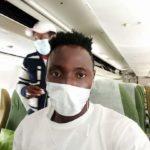 Hearts of Oak's Kofi Kordzi on his way to Qatar to sign for Muaither SC