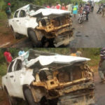 GH¢500,000 stolen from bullion van after motorbike accident