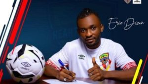 Hearts of Oak keeping faith in new foreign imports to end trophy drought