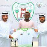 Ghanaian Youngster Bashiru Alhassan joins UAE side Dibba Al-Hisn