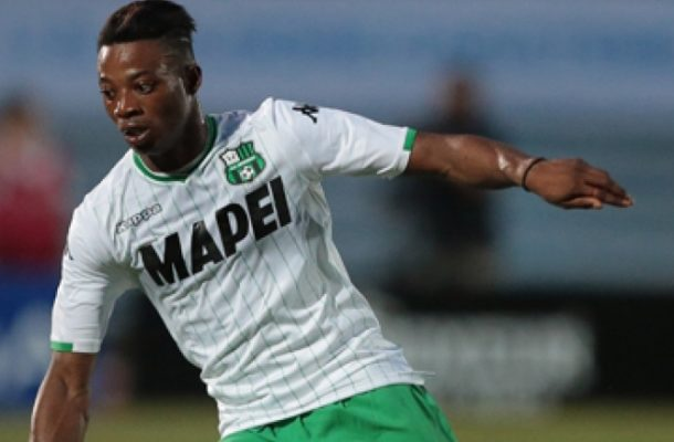 Italian Serie B club Pescara in pole position to sign Ghanaian starlet Claud Agyapong
