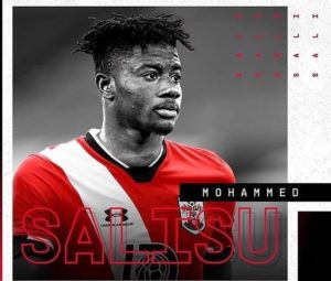 Salisu needs time to break into Southampton first team- Manager Ralph Hasenhuttle