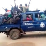 How Western Togolanders paraded in a stolen Ghana Police vehicle