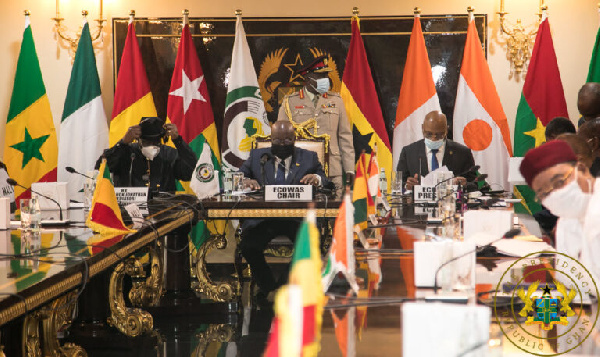 Mali coup: Handover to a civilian leader – ECOWAS orders the Military