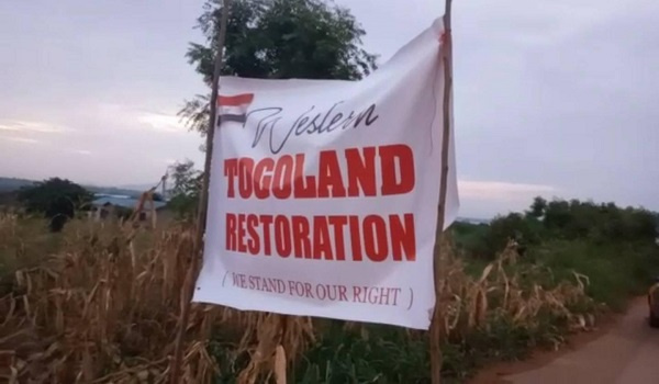 Western Togoland Secessionist Group seize 2 police cars in North Tongu