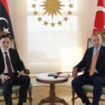 Turkey renews support for Libya's UN-recognised govt