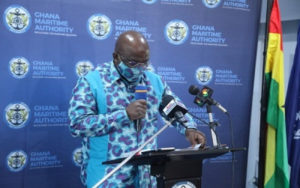Govt committed to developing Blue Economy – GMA Boss