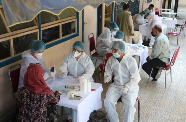 Over 200 UN staff in Syria diagnosed with coronavirus: Live news