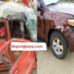 JUST IN: Citi FM boss and crew reportedly involved in an accident