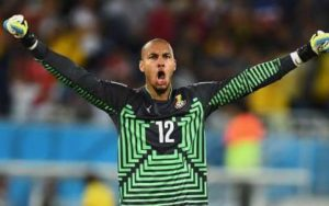 I wish I could have achieved more with Black Stars - Adam Kwarasey