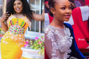Akuapem Poloo dropped her own naked video online – Afia Schwarzenegger