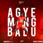 I love Asante Kotoko and will play for the club again in future - Agyemang Badu