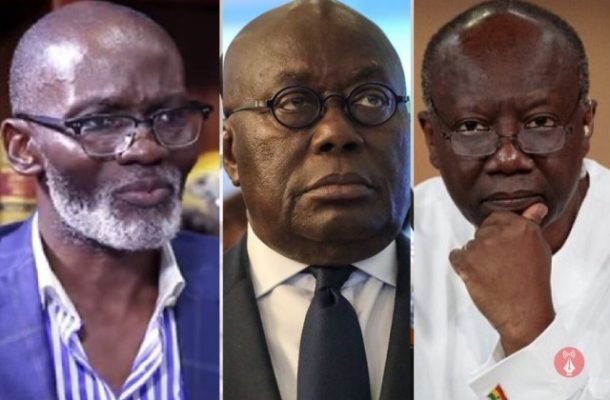 Agyapa deal: Clan and State capture - CDG-GH says