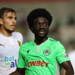 I expect to play more matches - Ernest Asante
