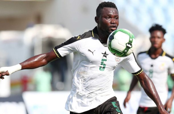 I just need 20 minutes playing time to prove my worth to C.K Akonnor - Vincent Atinga cries