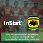 Kotoko sign partnership deal with InStat Football