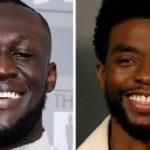 Stormzy dedicates Superheroes video to Black Panther's Chadwick Boseman