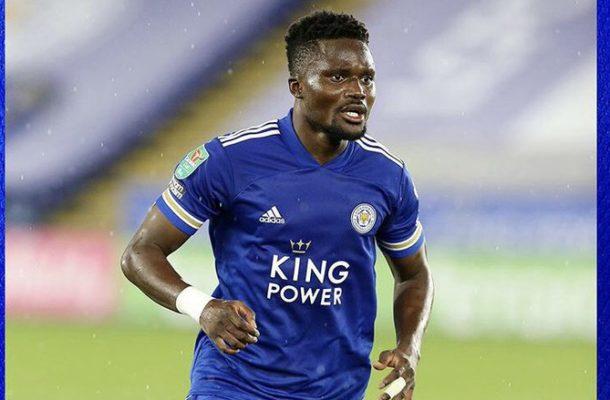C.K Akonnor congratulates Daniel Amartey on EPL return after 23 months