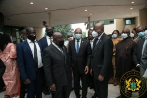 Let's build united, prosperous, stable and secure economic community – Akufo-Addo tasks ECOWAS leaders