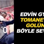 Injured Edwin Gyasi delighted with Tomané's goal