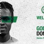 OFFICIAL: Godsway Donyoh joins Israeli side Maccabi Haifa