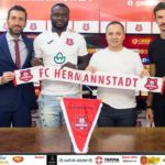 Bright Addae Joins Romanian Club FC Hermannstadt after 9 years in Italy