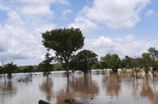 VRA dispatches a team of Engineers to Assist NADMO officials in Flood Situation in the Upper East and North East Regions