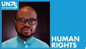 Joseph Wemakor writes:How I eventually got the nickname: 'Human Rights'
