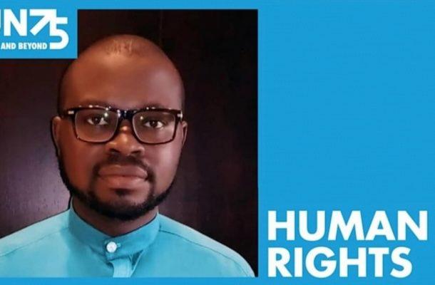 Joseph Wemakor writes:How I eventually got the nickname: 'Human Rights'