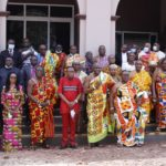 The Greater Accra Regional House Of Chiefs receives orientation on health
