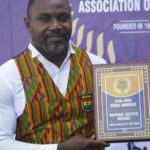 45TH MTN SWAG Awards – Botsyo Nkegbe is Ghana's top para athlete for 2019