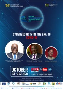 National Cyber Security Awareness Month to be launched on October 1