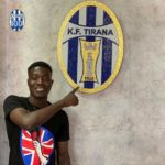 Ibrahim Sulley joins KF Tirana