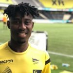 Isaac Twum close to joining Norwegian side Mjondalen