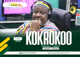 We're not fighting, let sleeping dogs lie and come back to Kokrokoo – Peace FM to NDC