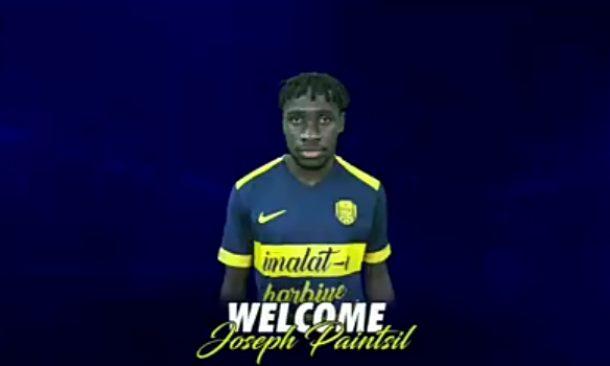 OFFICIAL: Joseph Paintsil joins Turkish side Ankaragucu
