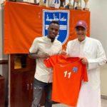 Raymond Gyasi joins Kuwaiti side Kazma SC