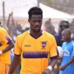 It has always been a dream to play for Kotoko - Medeama's Richard Boadu