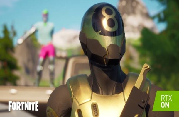 RTX On! Fortnite gets real-time ray tracing support onPC