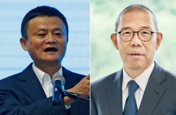 China has a new richest person, Jack Ma dethroned