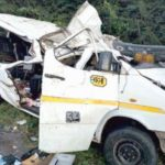 Six die in gory accident at Mpaha Junction in Savannah Region