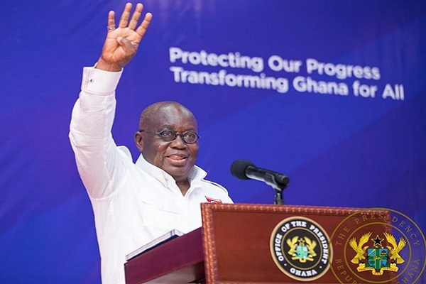 We'll pay filing fees for Akufo-Addo and all 275 parliamentary aspirants - NPP