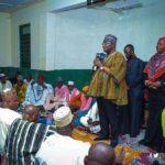 Bawumia begins 10-day tour of the north, gets Mion Lana's praise