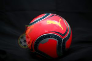 GFA takes delivery of beach soccer balls