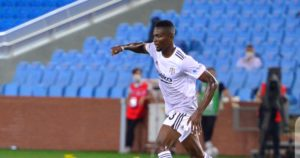 VIDEO: Bernard Mensah scores against Caleb Ekuban's Trabzonspor