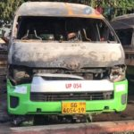 We have no hand in burning of vehicles at Ho STC yard – Separatist group