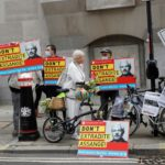 Assange extradition battle resumes after coronavirus delays