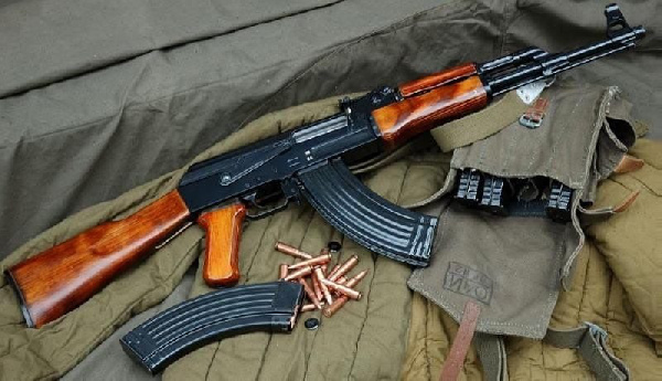 Western Togolanders seized 10 AK-47 rifles from two police stations – Report